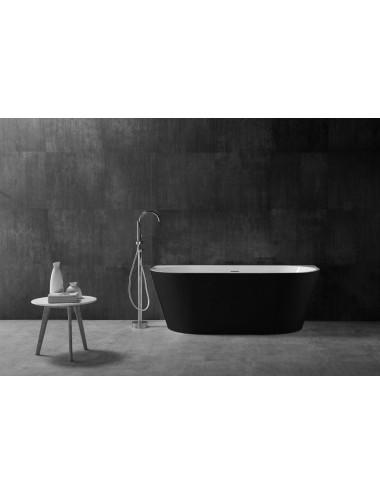 Врезка каскадного смесителя в ванну