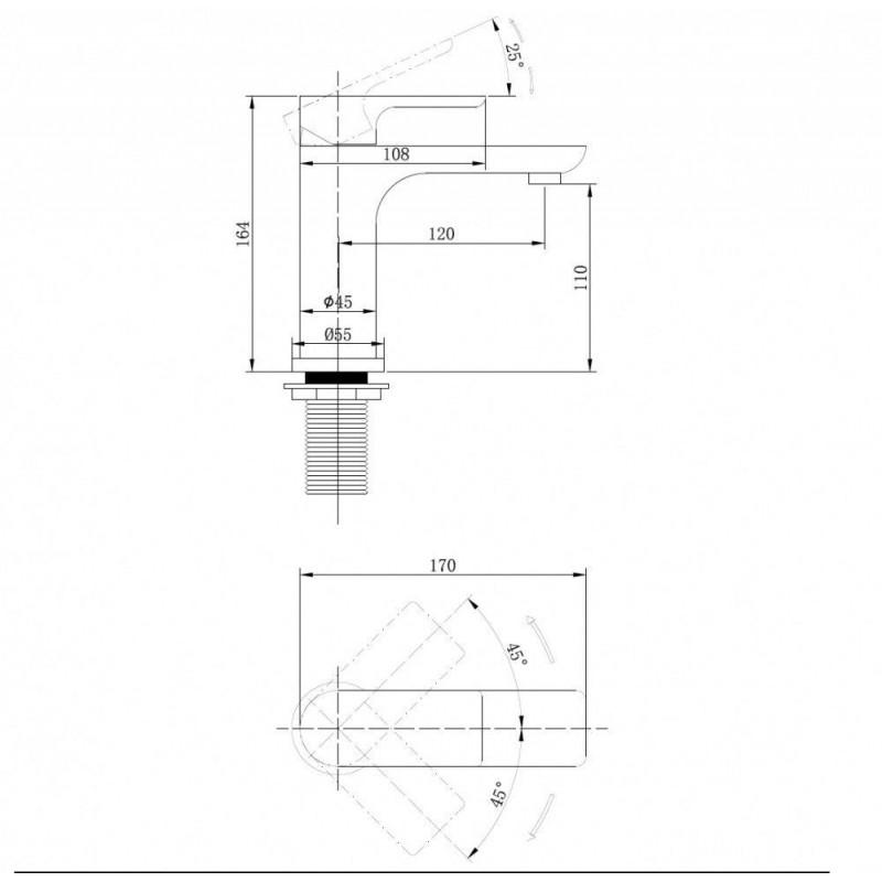 RIHO LIMA 190 x 90 х 49 (320л) гидромассажная ванна